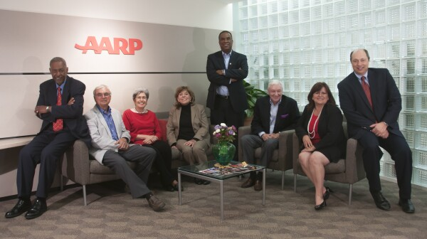 AARP California Executive Council
