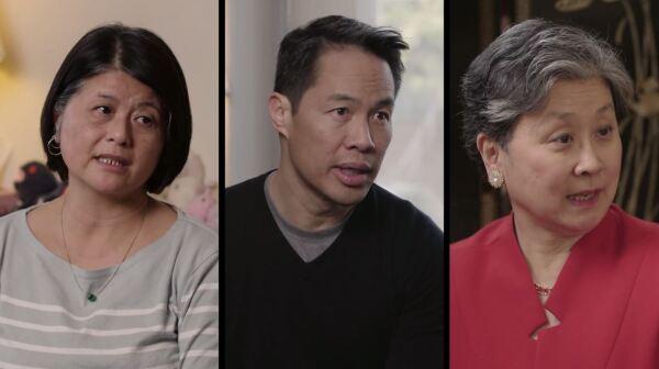 AARP Caregiving The Circle of Love, Headshots