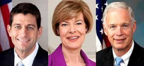 Wisconsin Budget Conference Committee Members