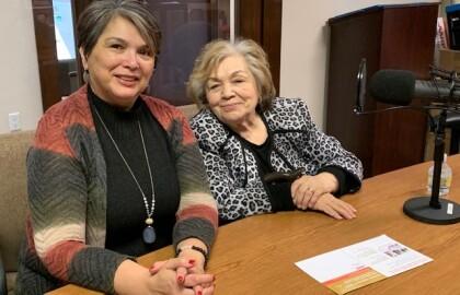 Mom, daughter talk caregiving