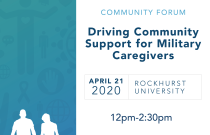 Postponed - Driving Community Support for Military Caregivers Event
