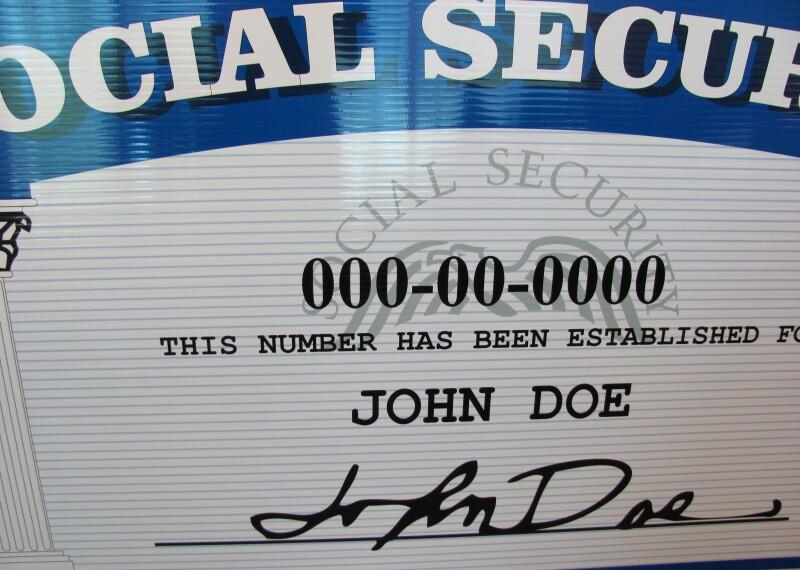 SS Card