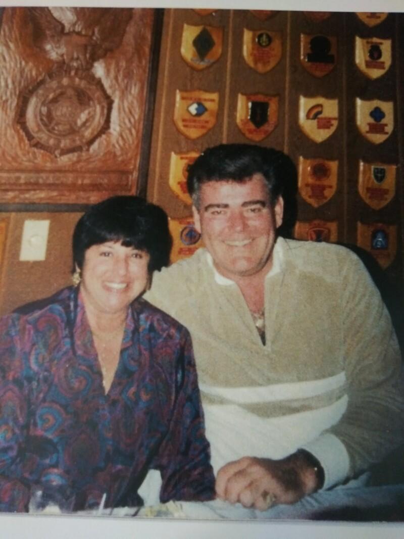 Marti and Bill Wilson