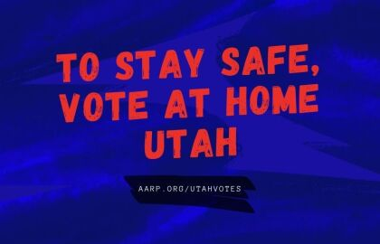 To Stay Safe, Vote At Home