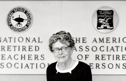 Women's History Month: Celebrating Dr. Andrus