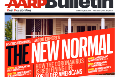 AARP Bulletin: How Life Will Change After the Pandemic