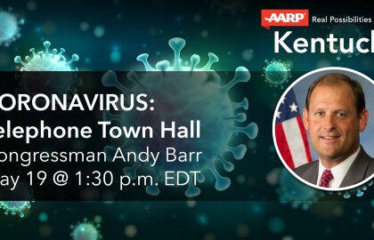 Congressman Andy Barrs Joins Live Tele-town Hall
