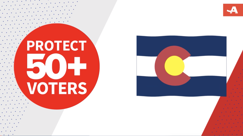 Colorado Protect Voters 50+