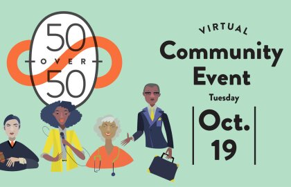 50 Over 50: Conversations on Aging Well
