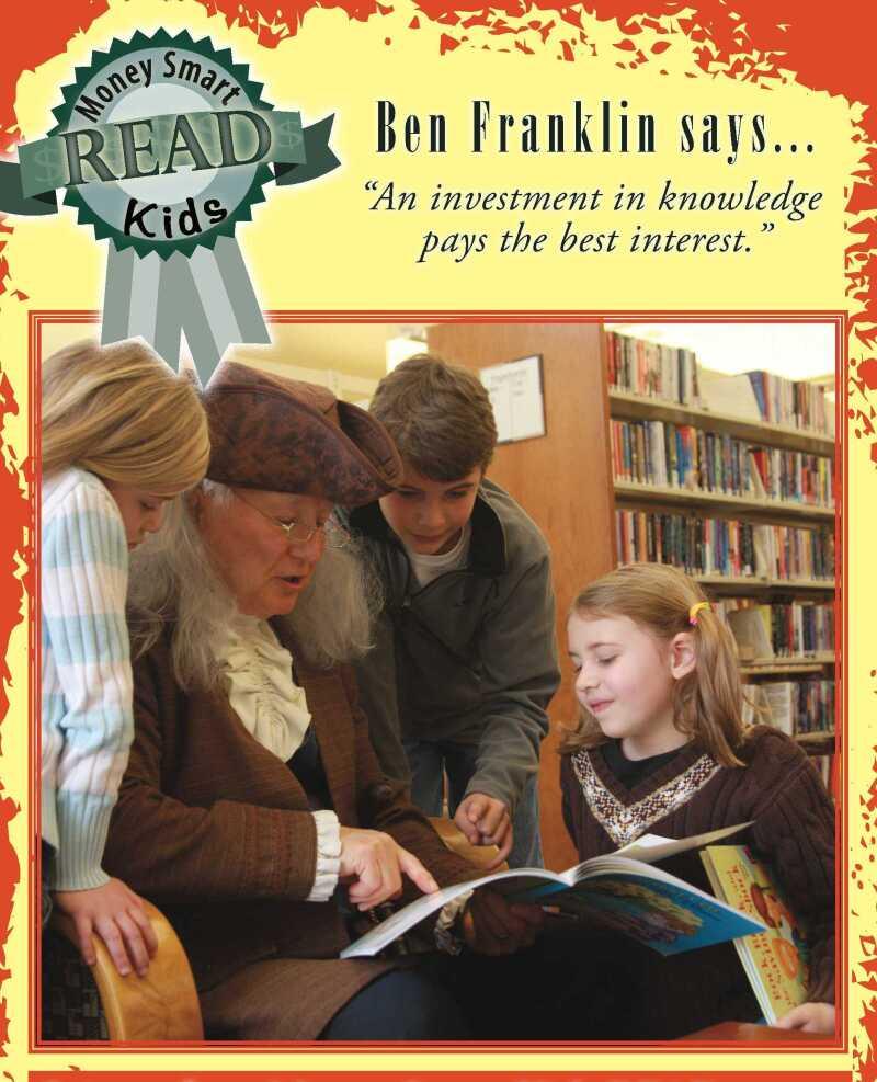 Ben Franklin Reads
