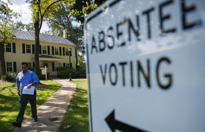 Cómo votar en las elecciones del 2020 en Ohio: lo que debes saber
