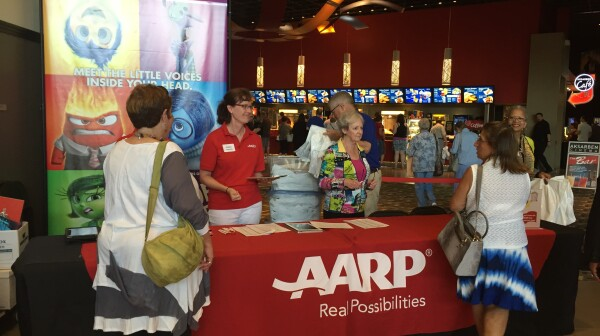 AARP table