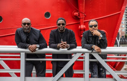 The Manhattans Featuring Gerald Alston on Wednesday, Aug. 25 at 8 p.m. EDT