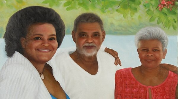 VI AARP Portraits of Care Contest Winner