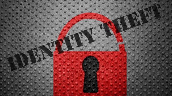 Identity theft lock