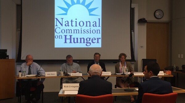 National Commission on Hunger, AARP Maine