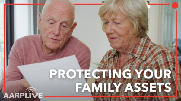 Protecting Your Family's Assets | March 2021