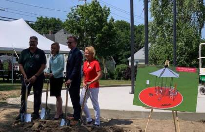 AARP Dedicates New Fitness Park in Manchester to Commemorate 60th Anniversary