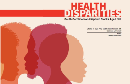 Disrupt Health Disparities: Research Project Phase One