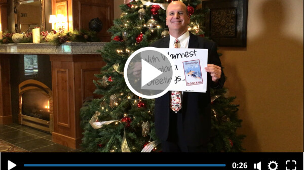 AARP Holiday Video