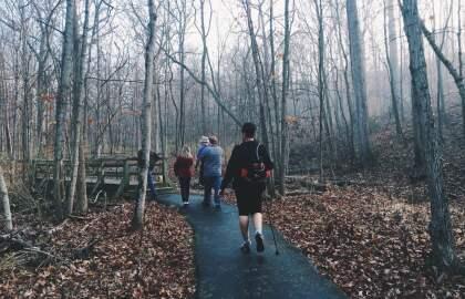 AARP Trail Trekkers℠  2019 Series was a Huge Success. We hope to see you in 2020!