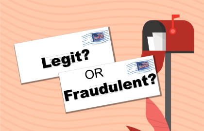 A Scam Attempt or a Montana Department of Revenue Verification Letter?