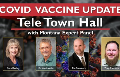 Live Q & A Event: AARP Montana Holds Tele Town Hall to answer questions about COVID Vaccinations