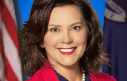 Conversation with Gov. Whitmer focuses on nursing homes