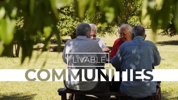 AARP Community Challenge for More Livable Communities