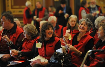 Make a Difference in Iowa as an AARP Volunteer
