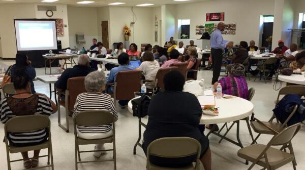 Flint Water Crisis Listening Session June 2016