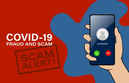 COVID 19 Scams Abound! Here's What You Need to Know