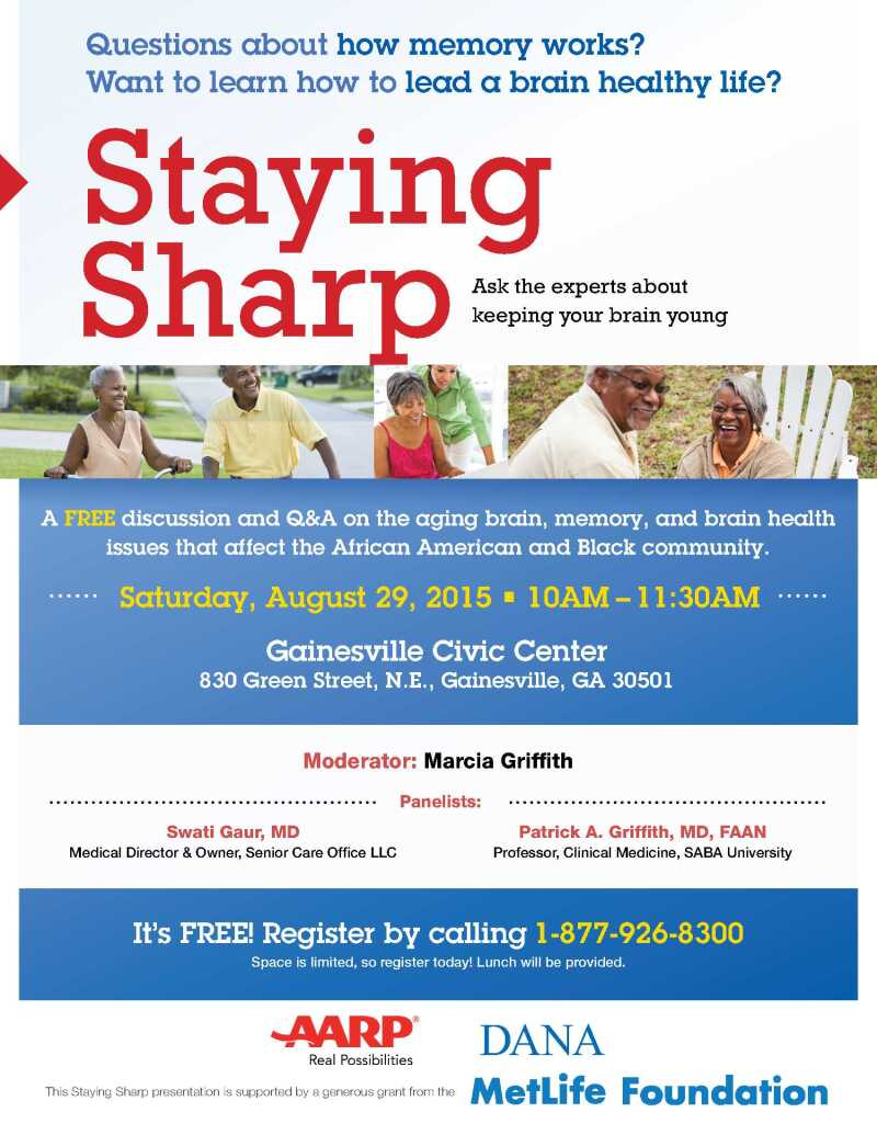 StayingSharpFlier_GainesvilleGA
