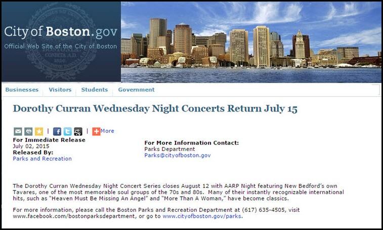 Tavares concert_081215