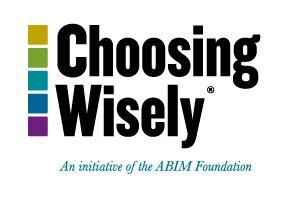 Choosing Wisely Logo