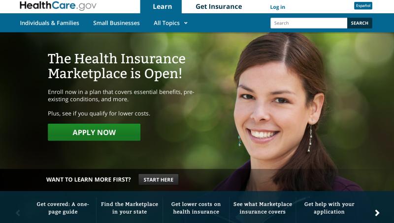 Michigan Health Insurance Marketplace logo