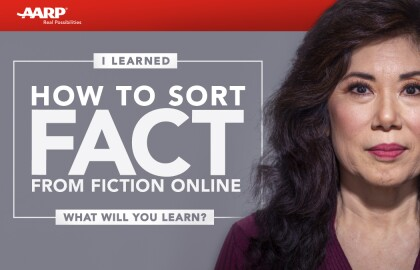 I Learned How to Sort Fact From Fiction Online.  What Will You Learn?