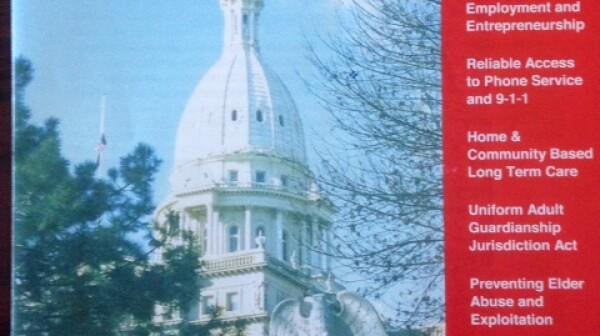 Legislative Agenda photo