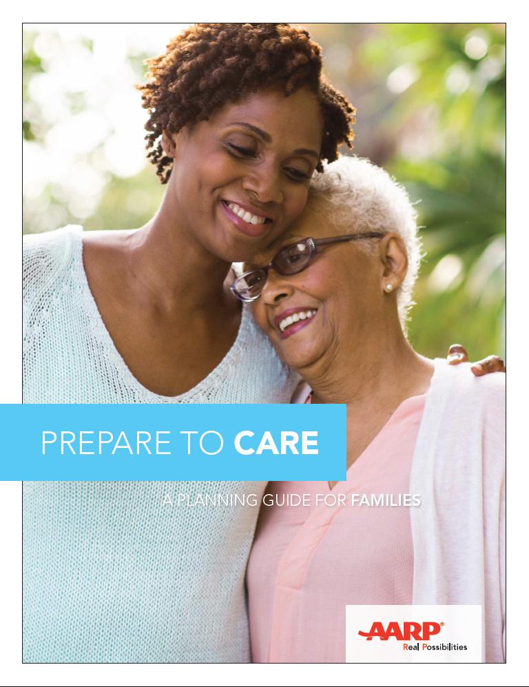 Prepare to Care cover photo