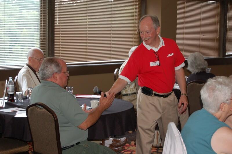 AARP Volunteer Pat Killen
