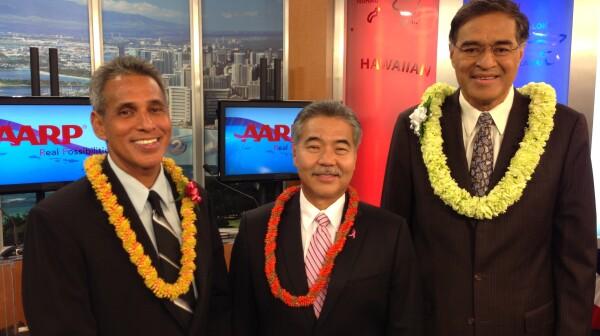 hawaii Gov Debate