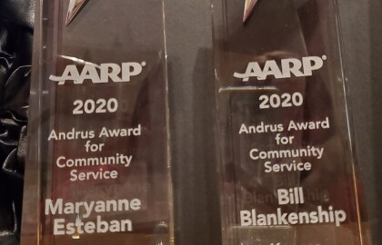 AARP Kansas Andrus Award for Community Service Winners Announced