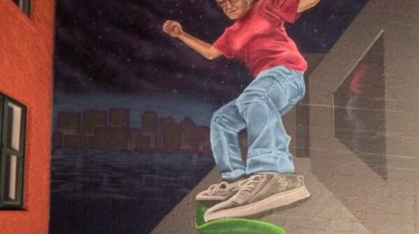 Xtreme Ethel Mural 1