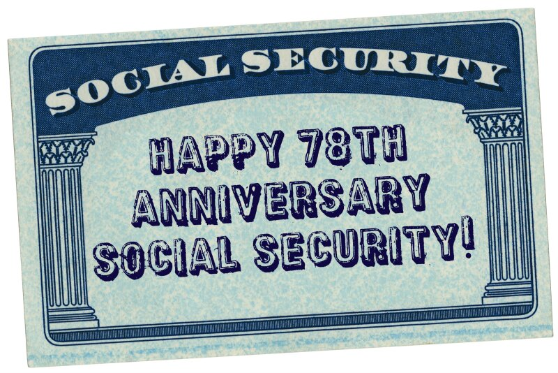 Happy Anniversary Social Security
