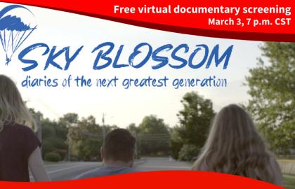 Join AARP Oklahoma for Sky Blossom Documentary Screening