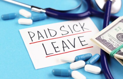 Pandemic Highlighted Need for Paid Sick Leave