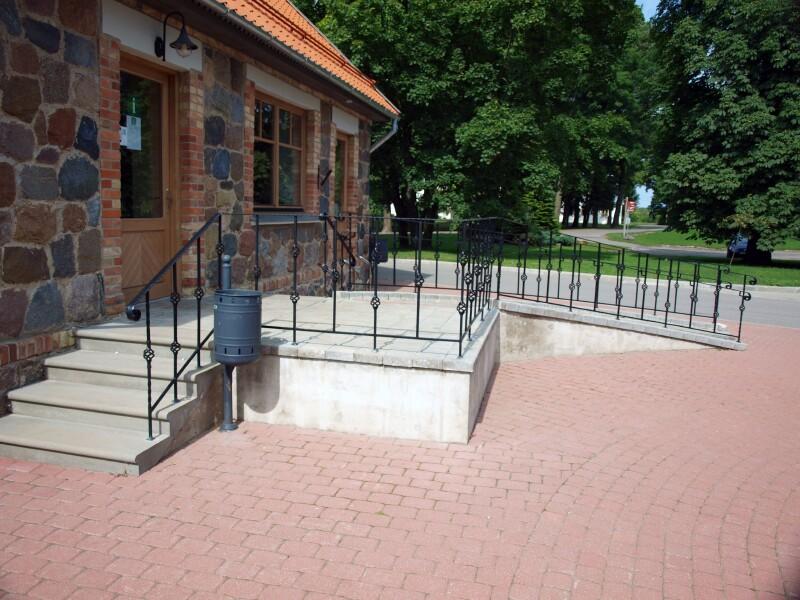 Wheelchairs ramp 2