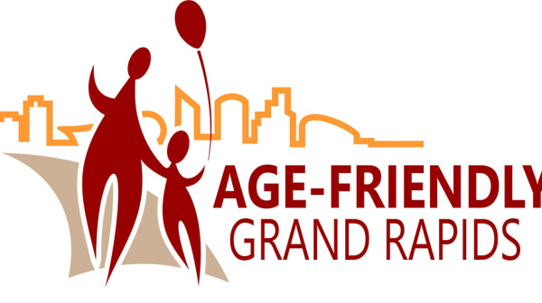 Grand Rapids Age Friendly logo