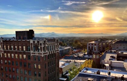 Encore Entrepreneur Corner: Kaye Bentley shares the best views in Asheville