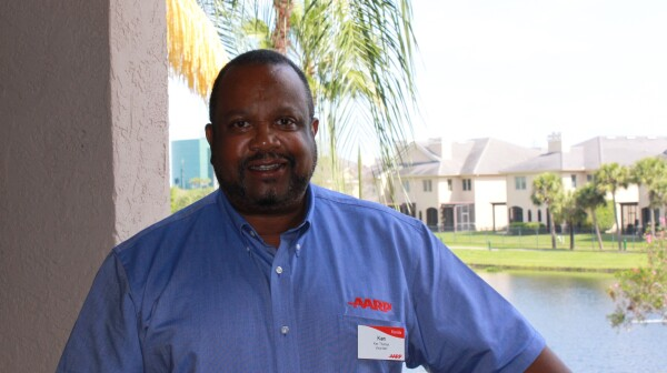 AARP Florida Executive Council Member, Ken Thomas